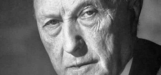 Konrad Adenauer (1876-1967), padre della Germania moderna e dell'Europa
