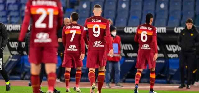Roma delusione derby lapresse 2021 640x300