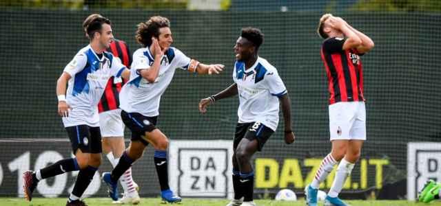 Cortinovis gol Atalanta Milan Primavera lapresse 2021 640x300