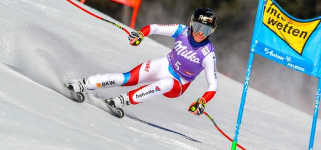 Lara Gut super-G Mondiali