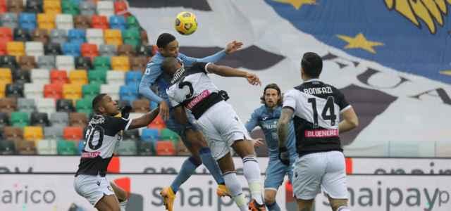 Muriel Samir contrasto Udinese Atalanta lapresse 2021 640x300
