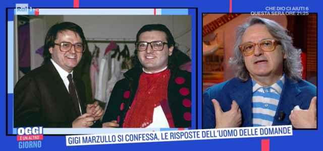 enzo maria fratello gigi marzullo