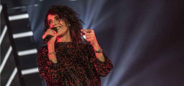 Giorgia in concerto
