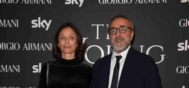 Maria Laura Rondanini moglie Silvio Orlando