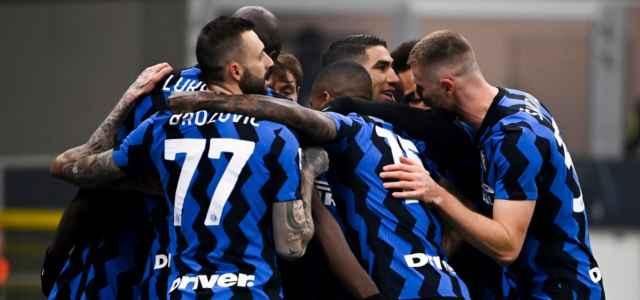 Brozovic Hakimi Young Skriniar Inter gol lapresse 2021 640x300