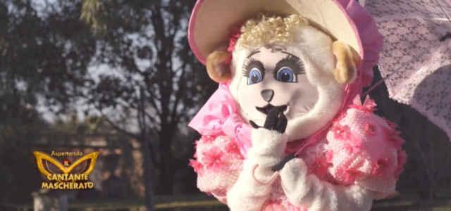 La Pecorella de 'Il Cantante Mascherato'