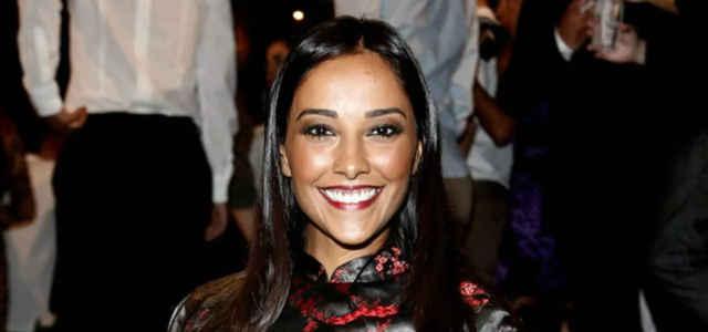 La showgirl Juliana Moreira