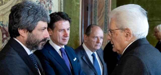 Fico, Conte e Mattarella