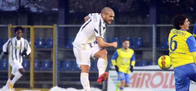 Andrea Brighenti Juventus U23 tiro lapresse 2021 640x300