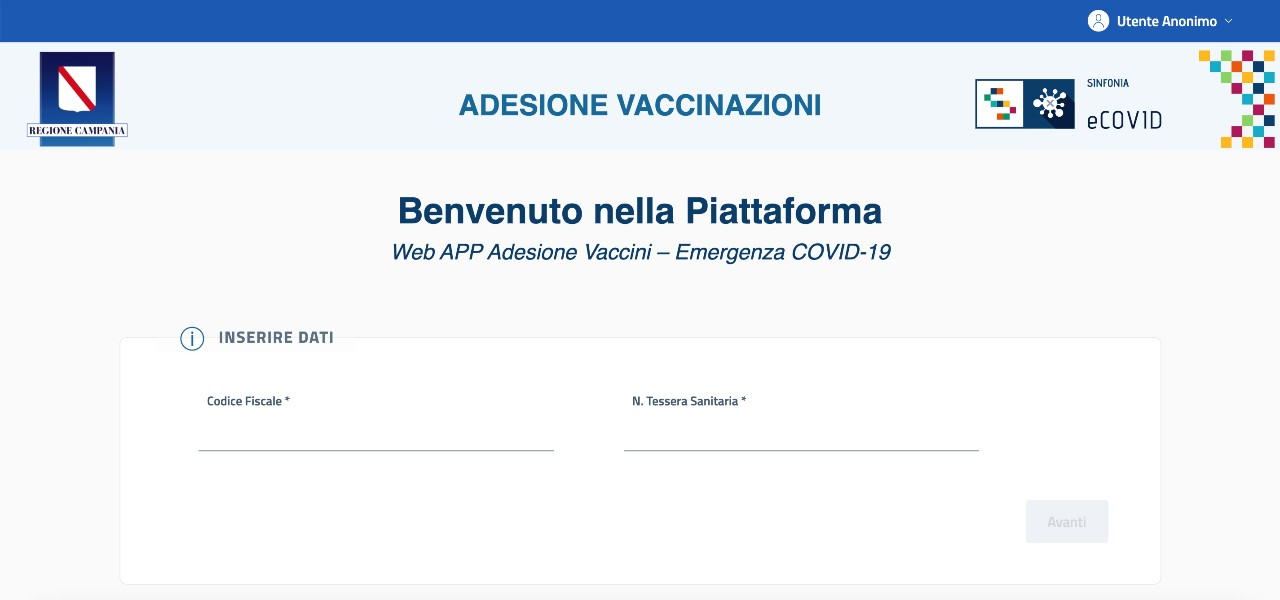 Vaccini Campania over 80, via a prenotazione/ Boom ...