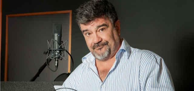 L'attore e doppiatore Francesco Pannofino