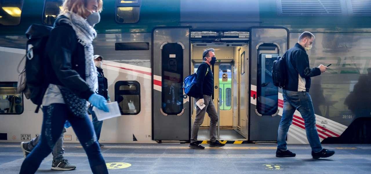 sciopero treni trenord