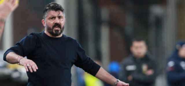Gattuso Napoli Serie A