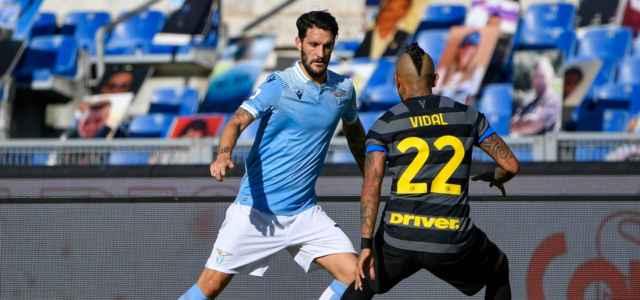 Inter Lazio Luis Alberto