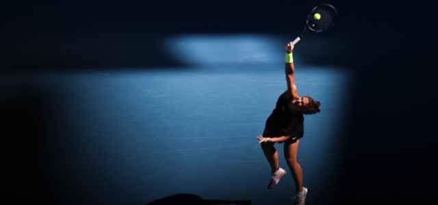 Sara Errani smash Australian Open lapresse 2021 640x300