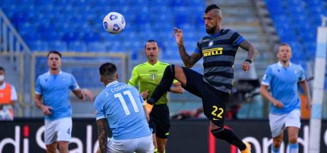 Vidal Correa Inter Lazio lapresse 2021 640x300
