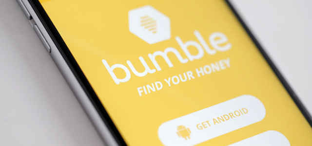 Bumble, spopola l'app di dating online