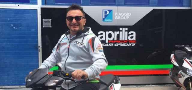 Fausto Gresini scooter facebook 2021 640x300