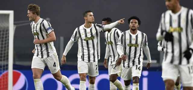 Cristiano Ronaldo Juventus esultanza lapresse 2021 640x300