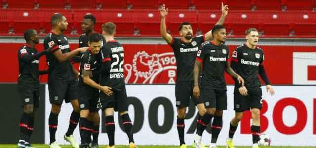 Demirbay Bayer Leverkusen gol gruppo lapresse 2021 640x300
