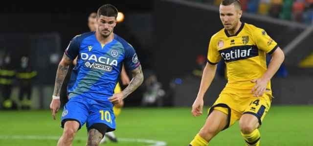 De Paul Kurtic Udinese Parma lapresse 2021 640x300