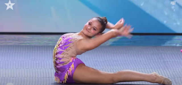 Giorgia Greco a Italia's Got Talent