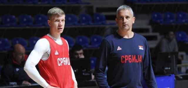 Serbia basket allenamento facebook 2021 640x300