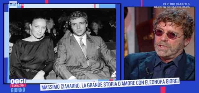 Eleonora Giorgi Massimo Ciavarro