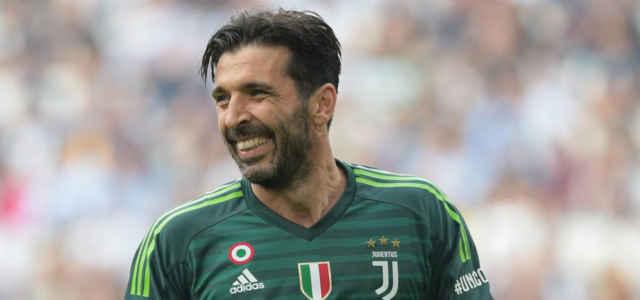 Il calciatore Gigi Buffon