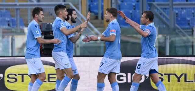Luis Alberto Lazio gol lapresse 2021 640x300