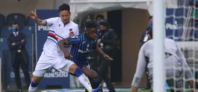 Zapata Yoshida Atalanta Sampdoria lapresse 2021 640x300