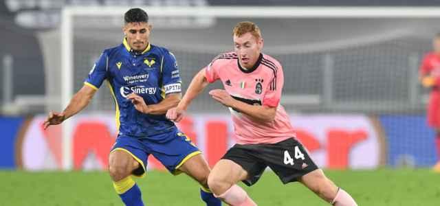 Kulusevski Faraoni Juventus Verona lapresse 2021 640x300