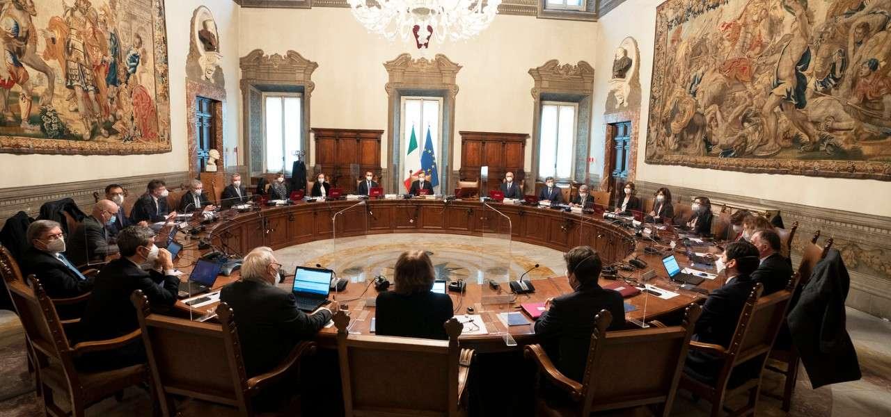 governo consiglio ministri cdm 1 lapresse1280