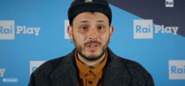 Wrongonyou, alias Marco Zitelli, a Sanremo