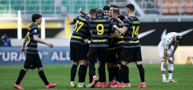 Inter esultanza Genoa lapresse 2021 640x300