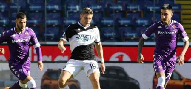 Stryger Larsen Udinese Fiorentina lapresse 2021 640x300