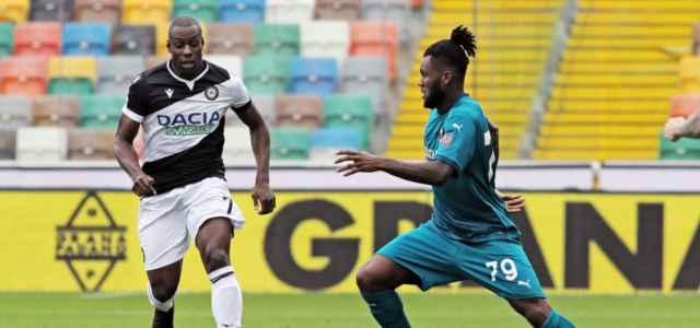 Okaka Kessie Udinese Milan lapresse 2021 640x300