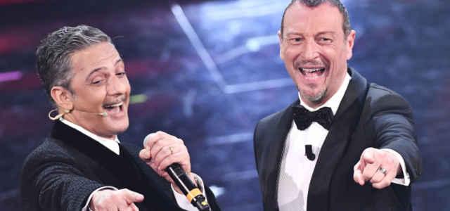 Sanremo2021 Fiorello Amadeus Lapresse1280 640x300