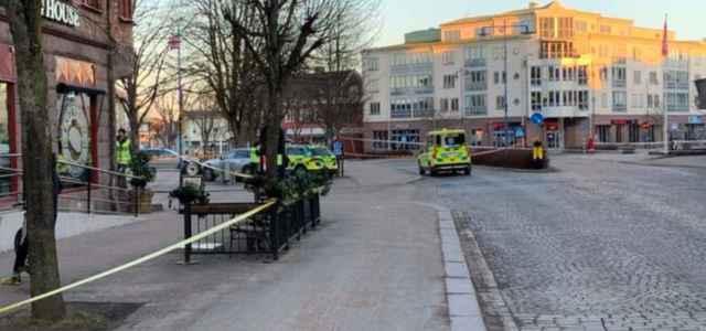 attentato in Svezia