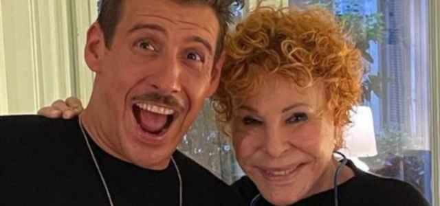 Francesco Gabbani e Ornella Vanoni