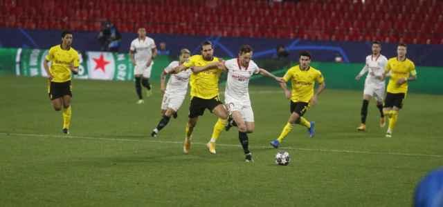 Rakitic Siviglia Borussia Dortmund lapresse 2021 640x300