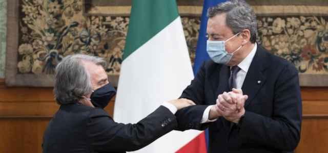 Brunetta e Draghi