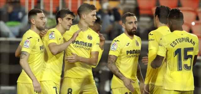 Villarreal gruppo gol lapresse 2021 640x300