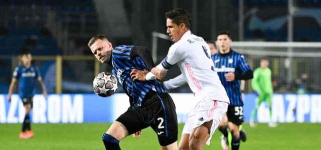 Ilicic Varane Atalanta Real Madrid lapresse 2021 640x300