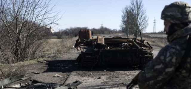Donbass, guerra Ucraina-Russia