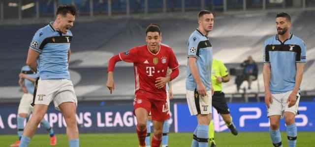 Musiala gol Lazio Bayern lapresse 2021 640x300