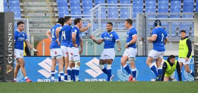 Italia rugby gruppo lapresse 2021 640x300