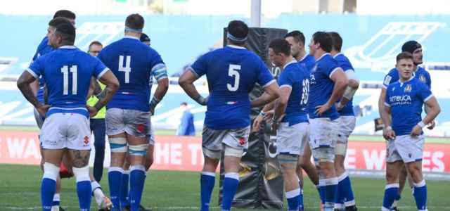 Italia rugby gruppo Sei Nazioni lapresse 2021 640x300