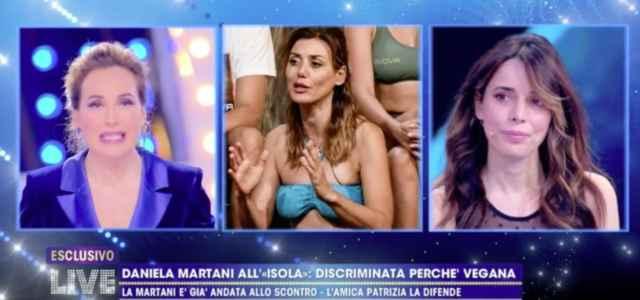 Patrizia, amica Daniela Martani