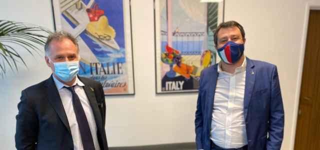 Garavaglia e Salvini